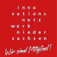 Innovationsnetzwerk Niedersachsen Button für Mitglieder